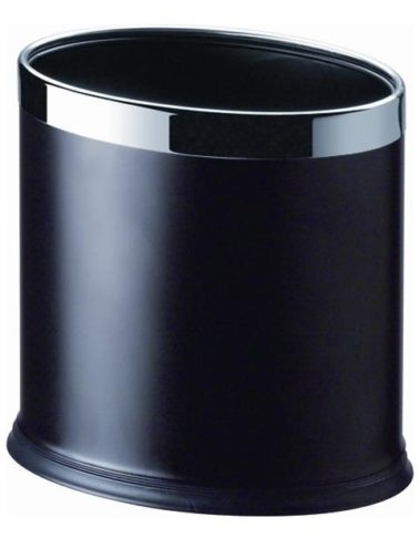 Abfallbehälter Doppelschicht, oval