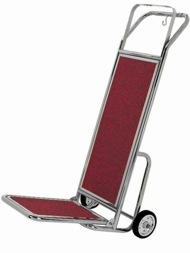 Gepäck handcart LC109Bss roter Teppich